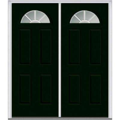 Classic  Exterior Prehung Steel Doors Front The Home Depot