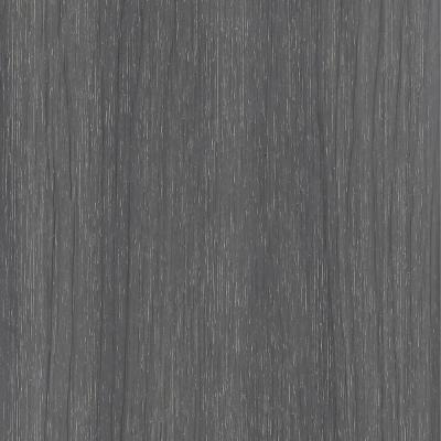 UltraShield Naturale Columbus Series 1 in. x 6 in. x 1 ft. Westminster Gray Composite Hybrid Deck Board Sample