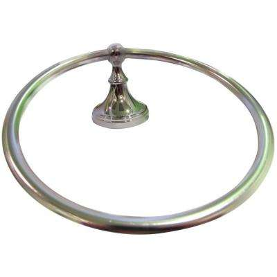 Annchester Towel Ring in Chrome