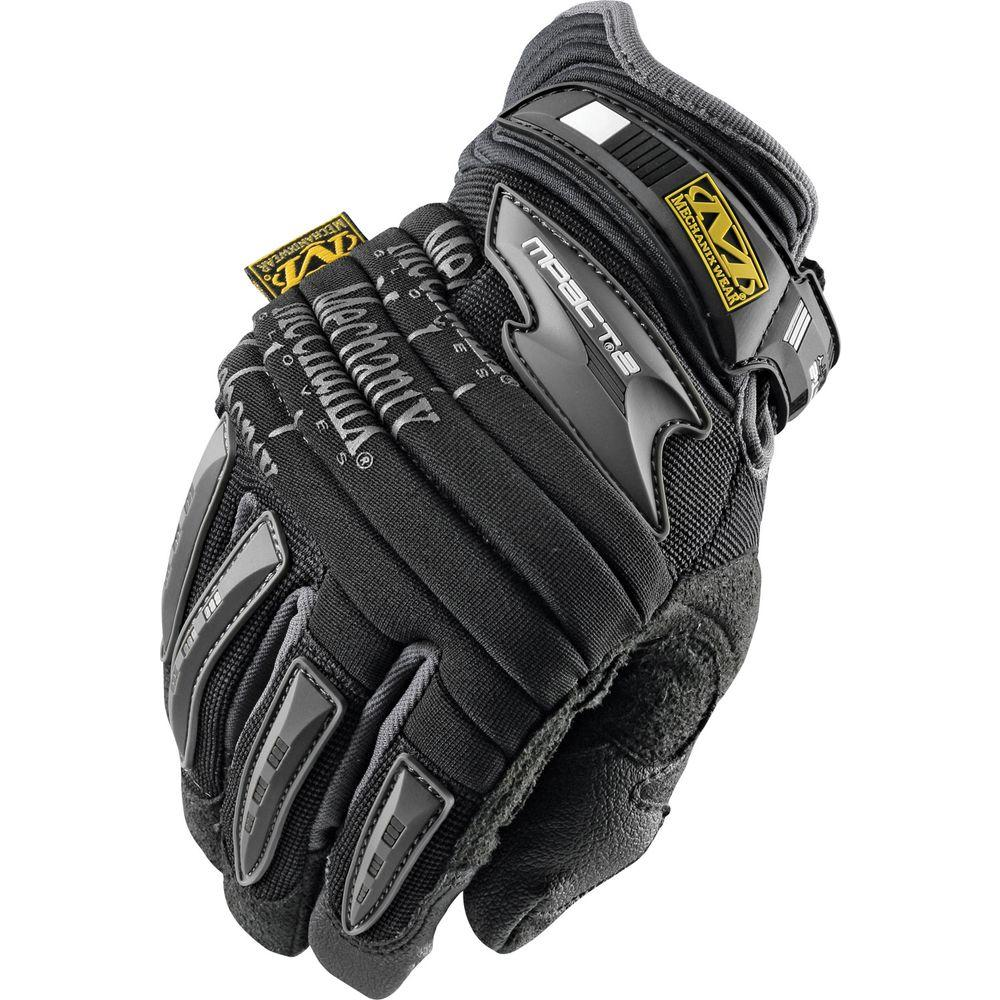 null XX-Large M-Pact 2 Glove in Black