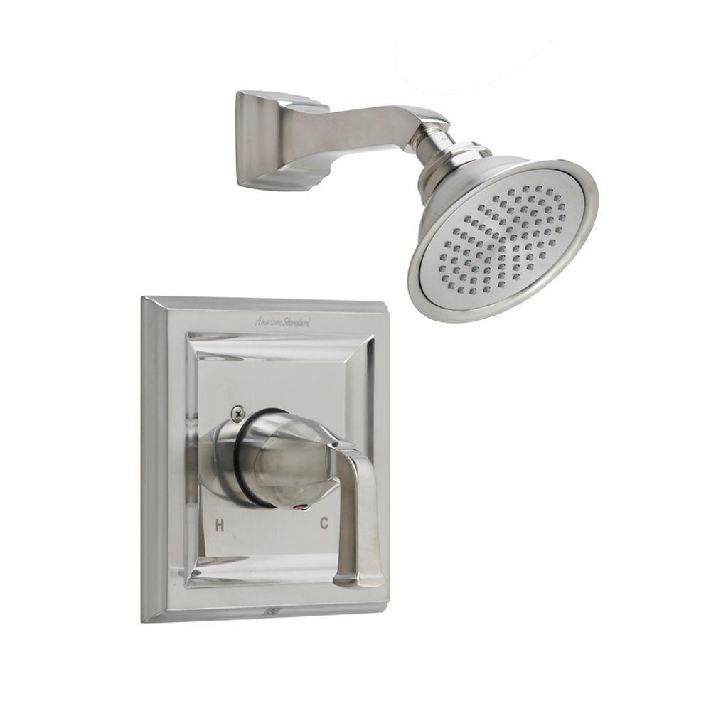 Town Square 1-Handle Shower Faucet Trim Kit with Volume Control in