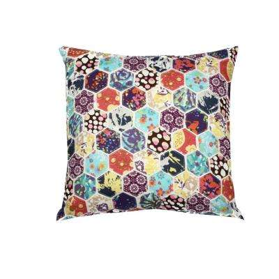 MultiColor Throw Pillows Decorative Pillows Home Accents Mesmerizing Multicolored Decorative Pillows
