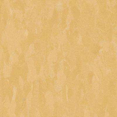Migrations BBT 12 in. x 12 in. Straw Yellow Commercial Vinyl Tile Flooring (45 sq. ft. / case)