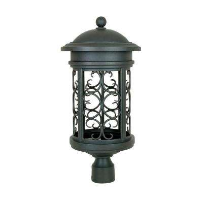 Chambery Outdoor Oil Rubbed Bronze Post Lantern