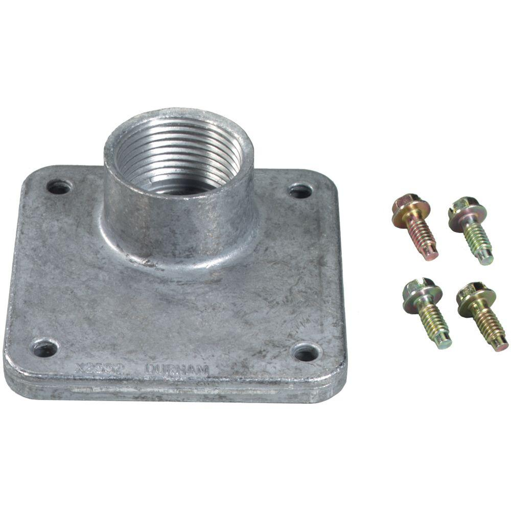 Square D 1 in. Hub for Square D Devices with A Openings