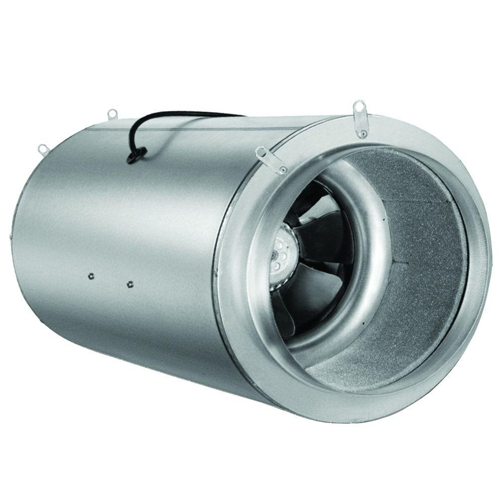 Can Filter Group Q-Max 12 in. 1709 CFM Ceiling or Wall Bathroom Exhaust Fan