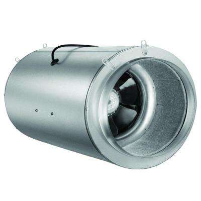 Q-Max 12 in. 1709 CFM Ceiling or Wall Bathroom Exhaust Fan