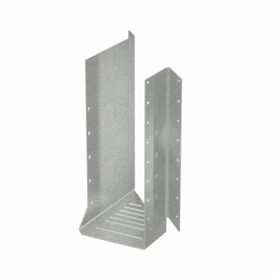 HSUR Galvanized Joist Hanger for 5 in. x 11-7/8 in. Engineered Wood, Skewed Right
