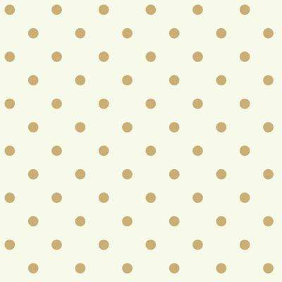 Waverly Kids Circle Sidewall Wallpaper