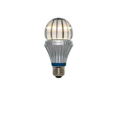 75W Equivalent Soft White  A21 Clear LED Light Bulb