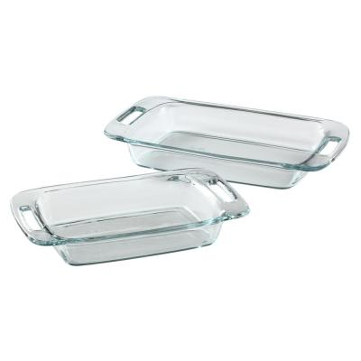Easy Grab Glass Bakeware Value Pack (2-Piece)