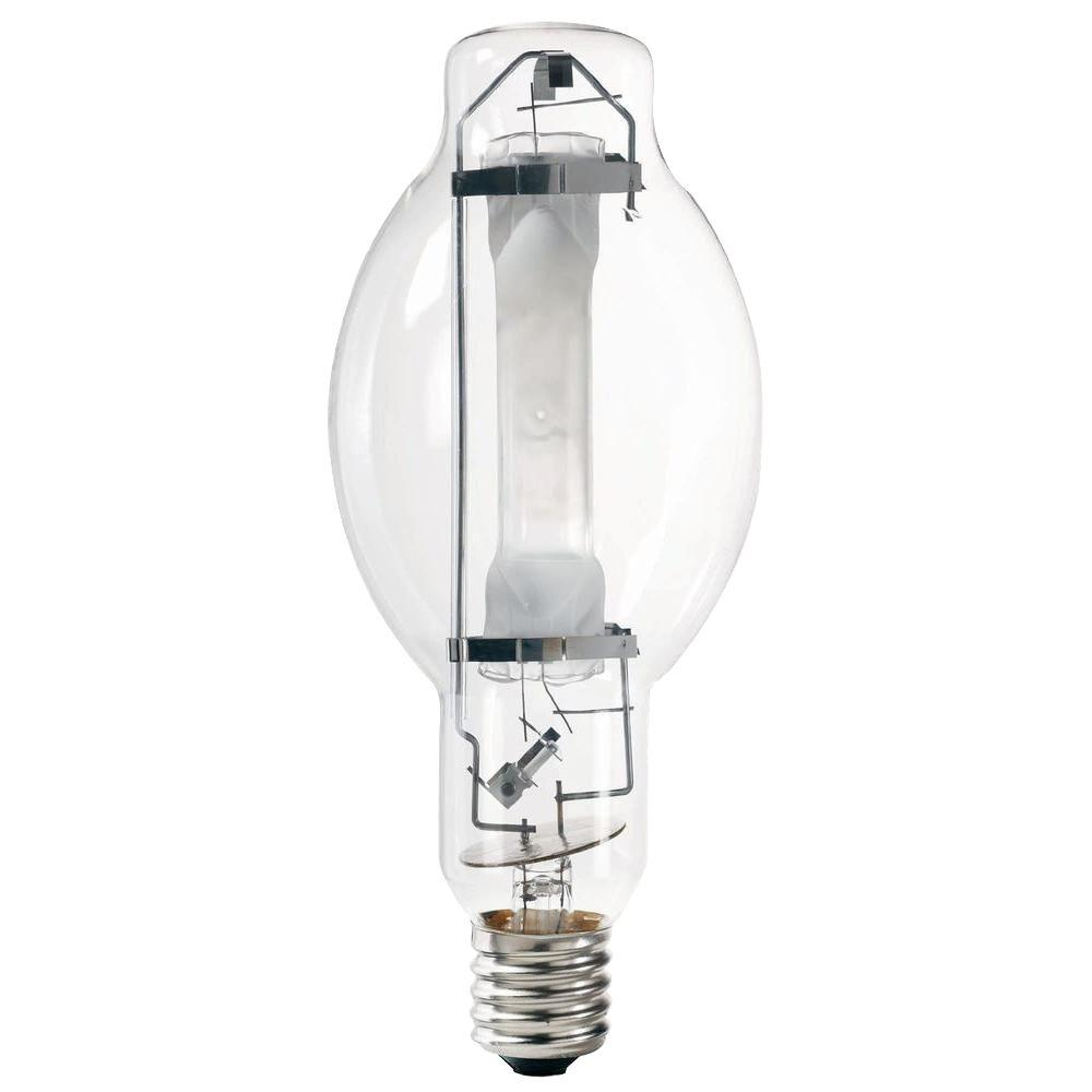 Heat Generated By Metal Halide Lamp: Philips 1000-Watt BT37 Quartz Metal Halide Switch Start