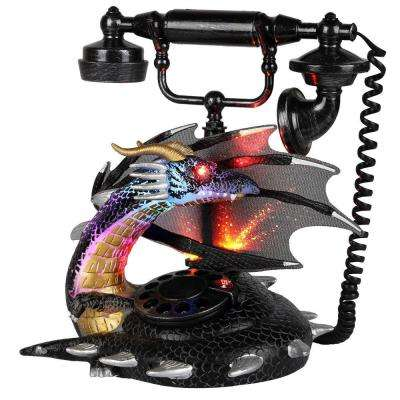 11 in. Dragon Phone with Sound and Light Effects