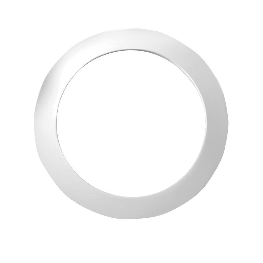 24-1/4 in. x 24-1/4 in. x 1 in. Polyurethane Circle Flat