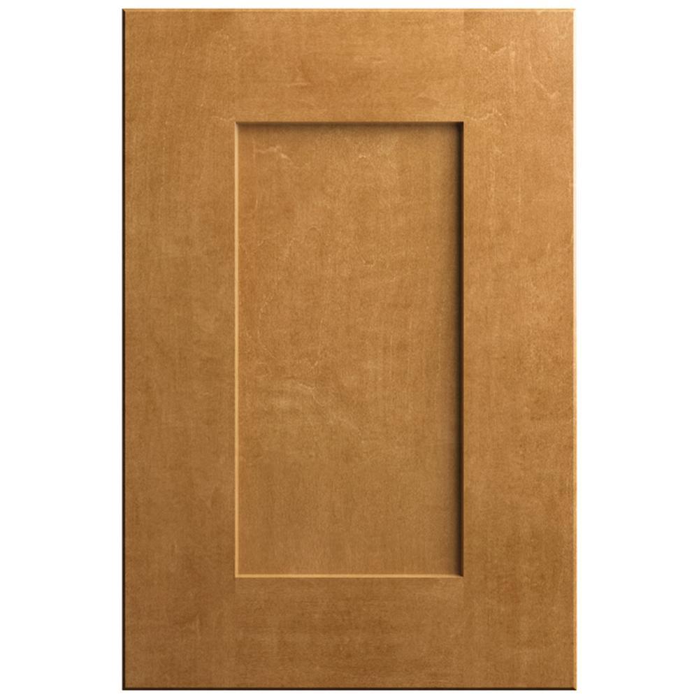 11x15 in. Clay Cabinet Door Sample in Sand