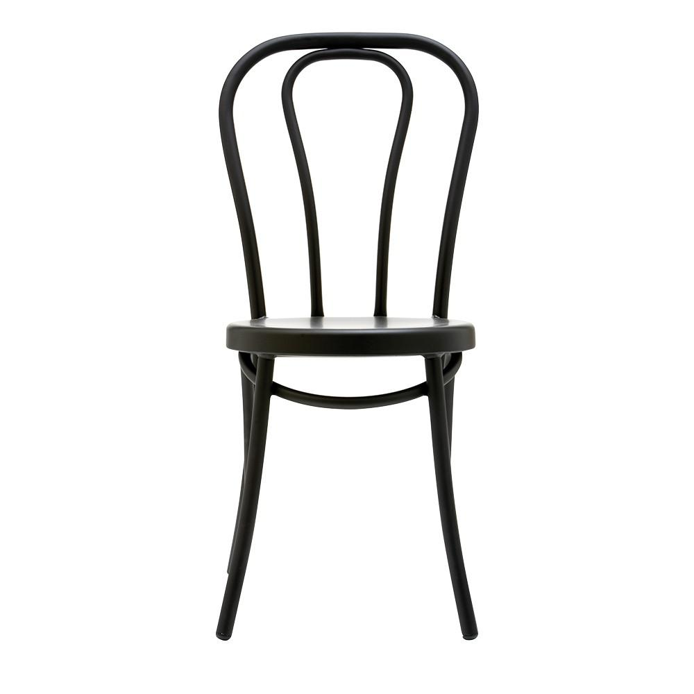 Merveilleux Home Decorators Collection Vienna Black Dining Chair (Set Of 2)