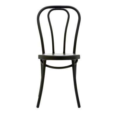 Vienna Black Dining Chair (Set of 2)