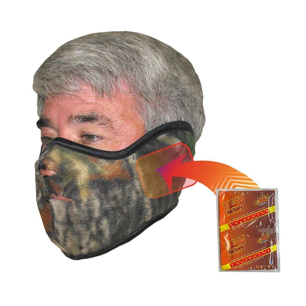 Face Mask-Mossy Oak Breakup