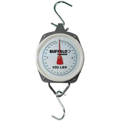 550 lbs. Hanging Dial Scale