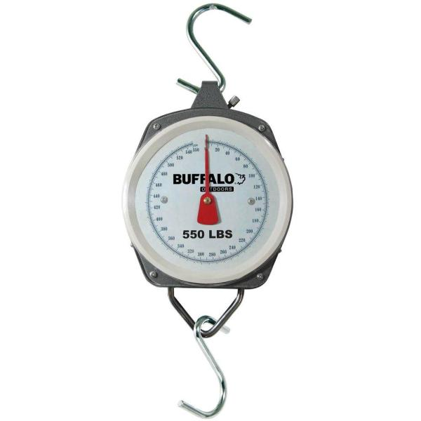 Buffalo Outdoor 550 lbs. Hanging Dial Scale