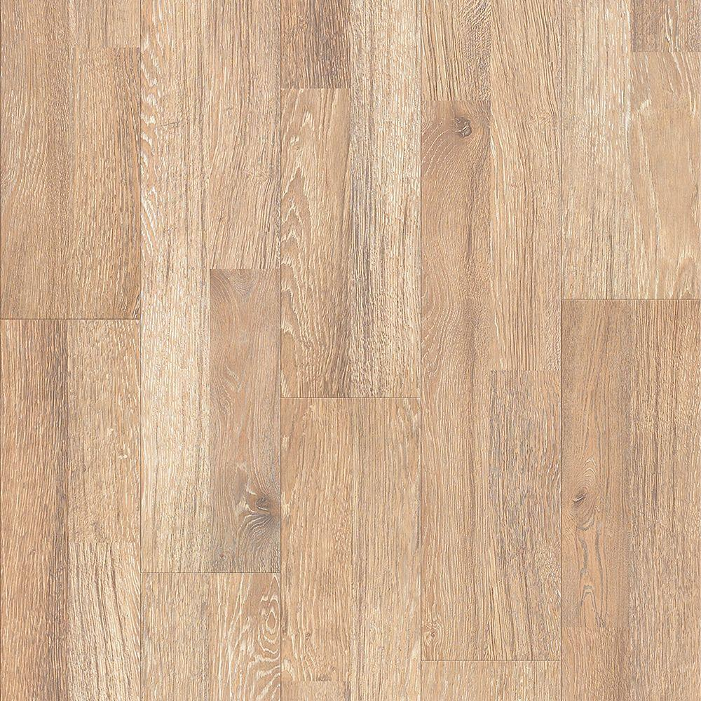 Home Decorators Collection Sumpter Oak 12 mm Thick x 8 in. Wide x ...