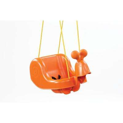 Snail Toddler Swing with Rope