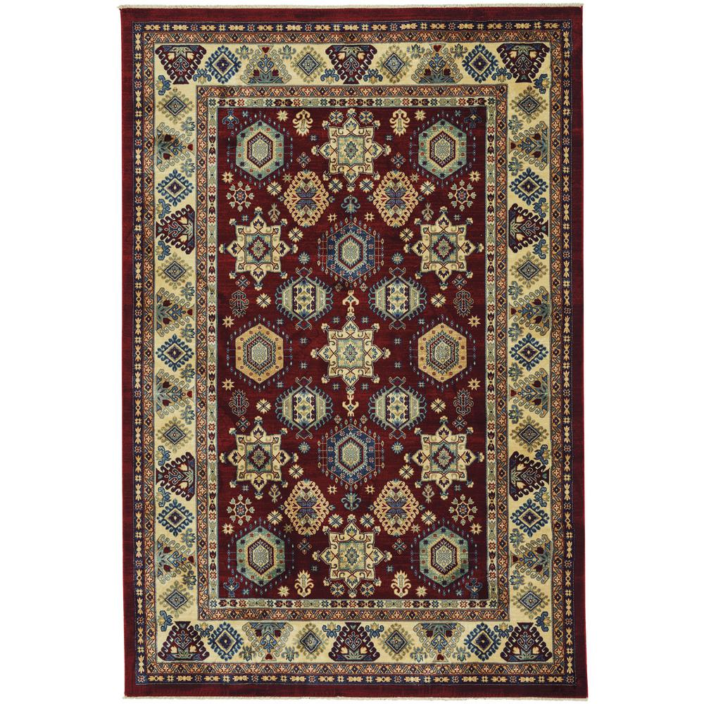 Anatolia-Ushak Ruby 3 ft. x 5 ft. Area Rug