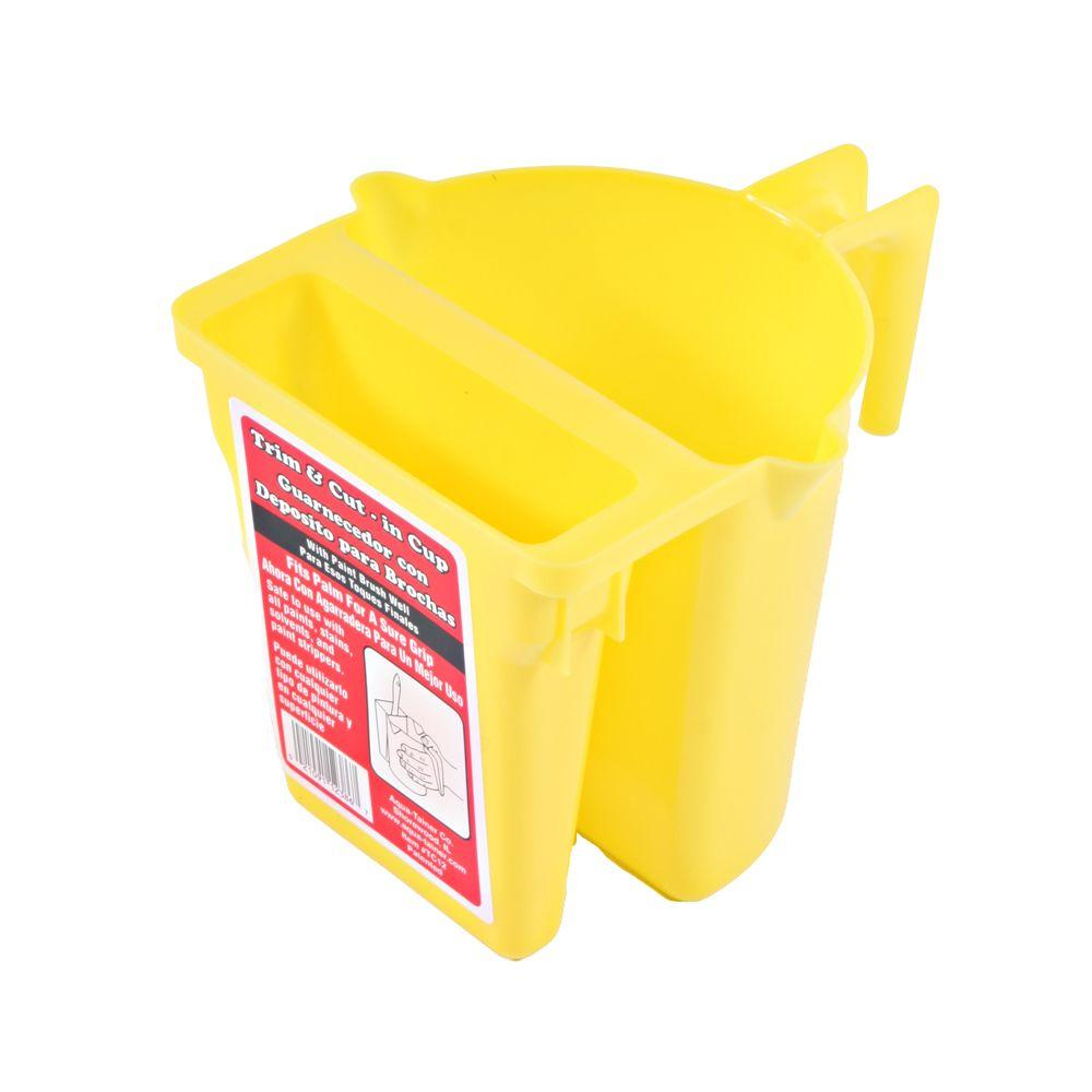 The Aqua-Tainer Company 1 qt. Trim and Cut-in Cup