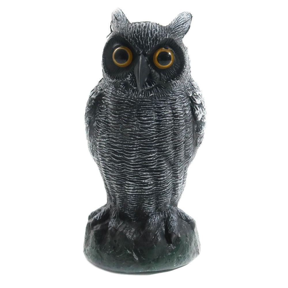 10.25 in. Plastic Owl Decoration