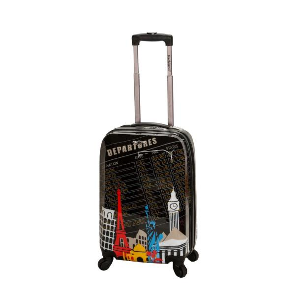 Rockland 20 in. Polycarbonate Upright with Spinner Wheels F2061-DEPARTURE