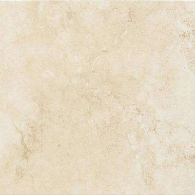 Atlantic Beige 18 in. x 18 in. Ceramic Floor and Wall Tile (17.44 sq. ft. / case)