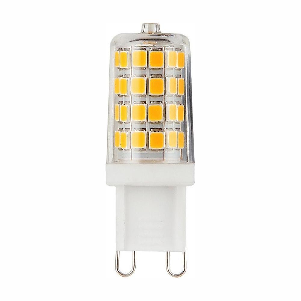 40-Watt Equivalent G9 Base 330-Degree Soft White LED Light Bulb