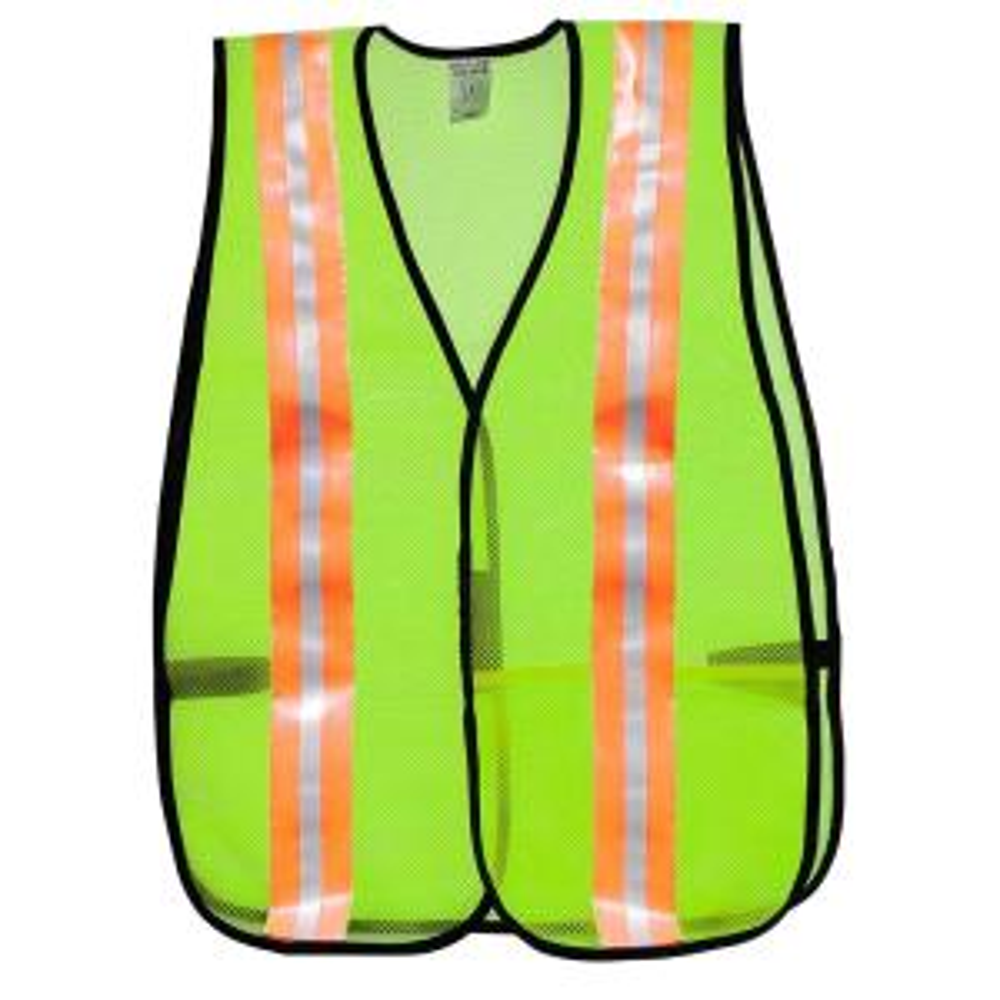 MCR Safety Occunomix General Purpose Safety Vest by MCR Safety