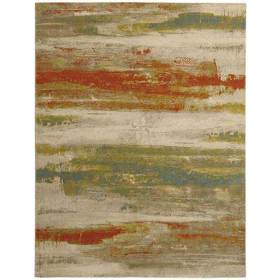 Water Color 3 ft. 11 in. x 6 ft. Area Rug