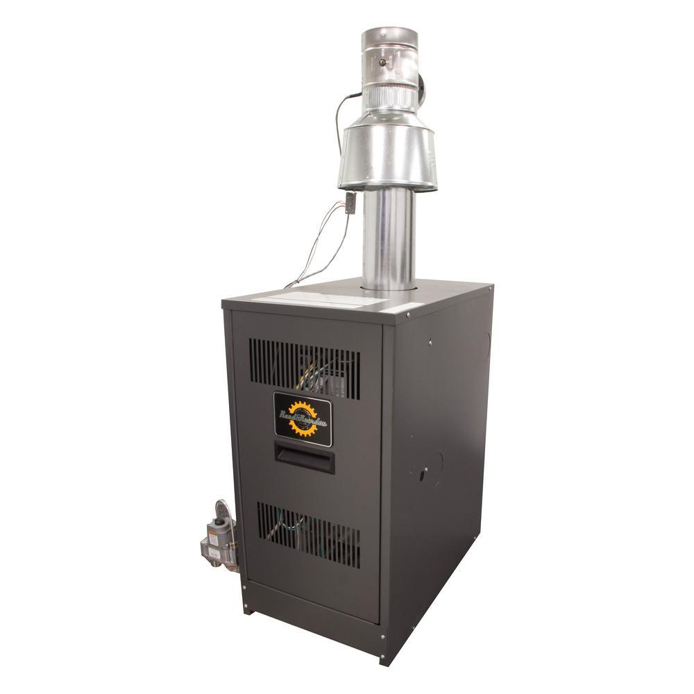 Convert Lp Boiler To Natural Gas