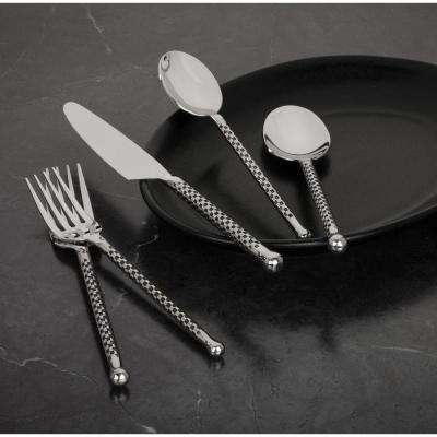 Utica Cutlery Company Charred 20-Piece Set (Service for 4)