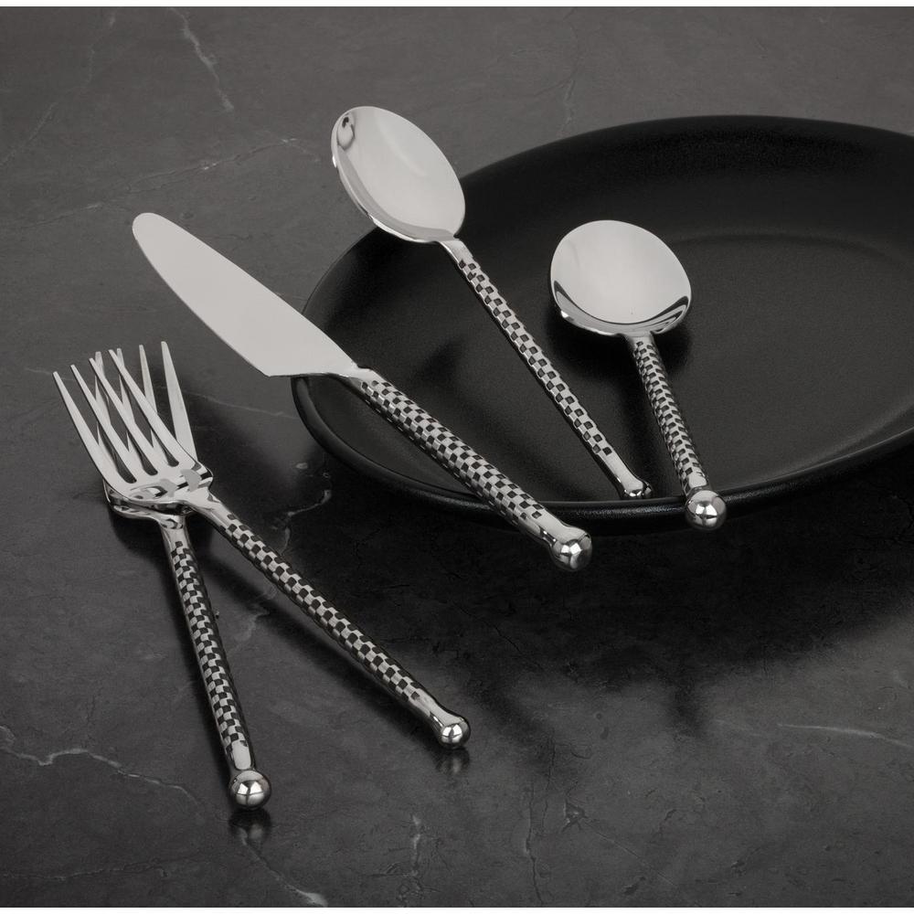 Utica Cutlery Co. Utica Cutlery Company Charred 20 Pc Set 81CHAR20