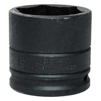 1/2 in. Drive 6-Point 1-3/8 in. Impact Socket
