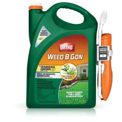 Weed B Gon 1.33 gal. Plus Crabgrass Control Ready-To-Use2 with Comfort Wand