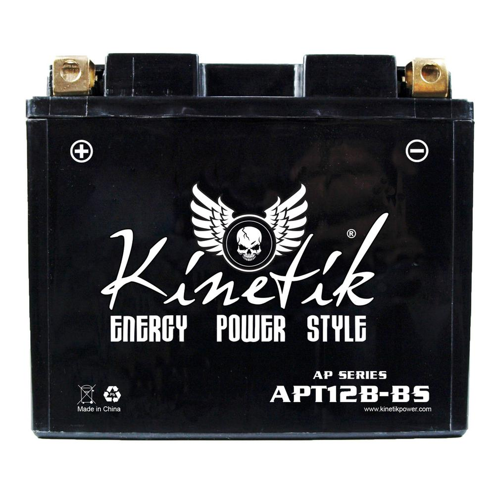 The Upgrade Group Dry Charge AGM 12-Volt 10 Ah Capacity K...