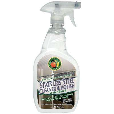 22 oz. Trigger Spray Soy Stainless Steel Cleaner and Polish
