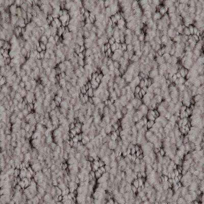 Carpet Sample - Hopeful Wishes - Color Ostrich Pattern 8 in. x 8 in.