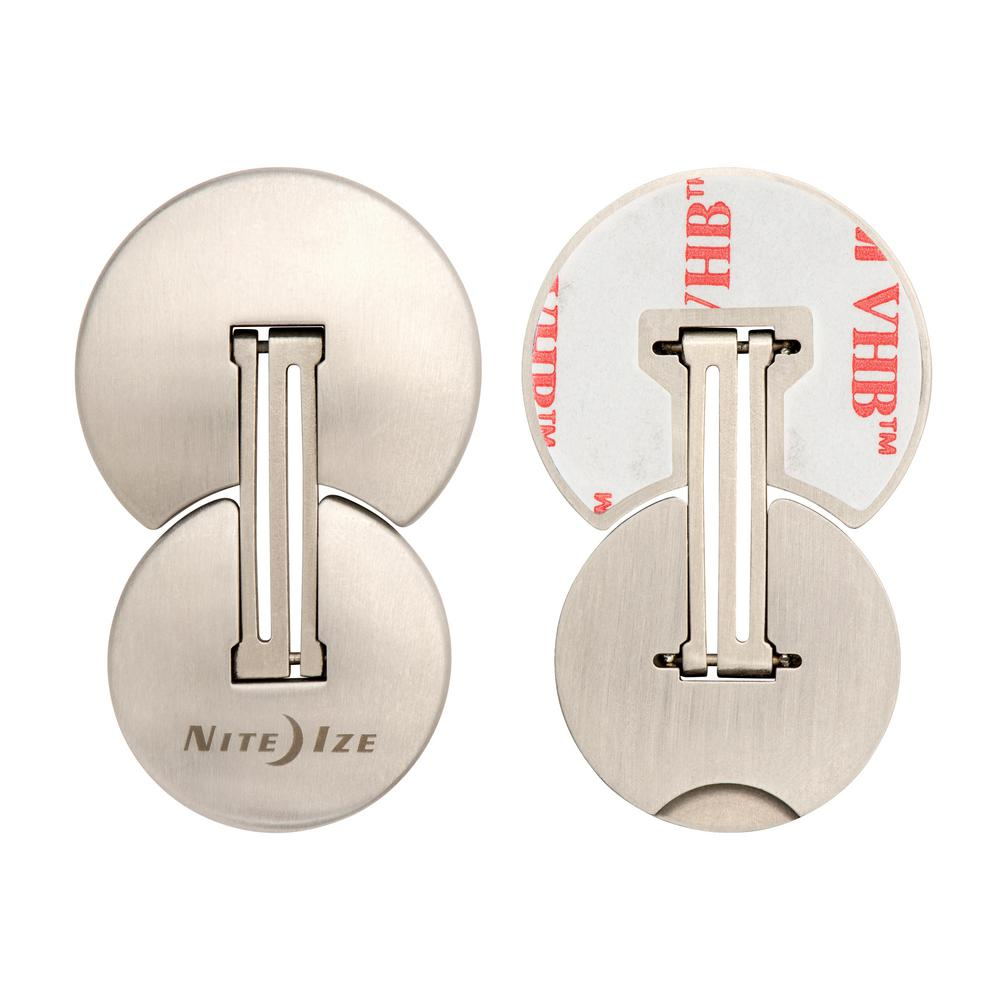 Nite Ize FlipOut Handle and Stand, Stainless