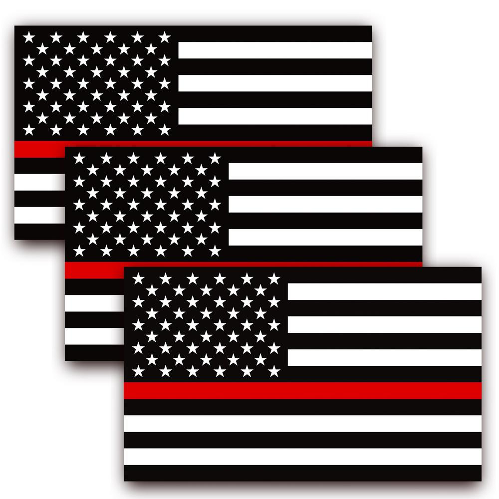 Black Us Flag With Red Stripe About Flag Collections