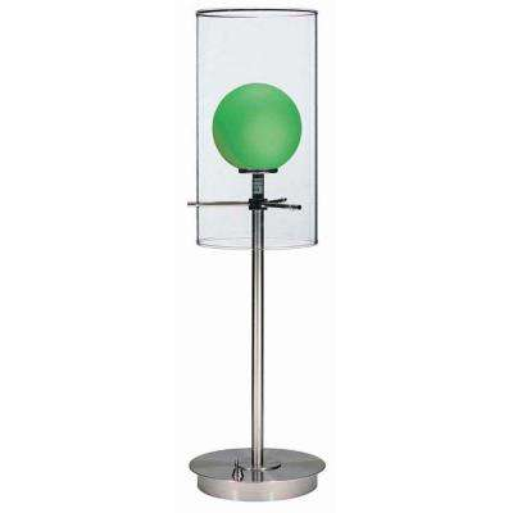 Designer Collection 19 in. Steel Halogen Table Lamp