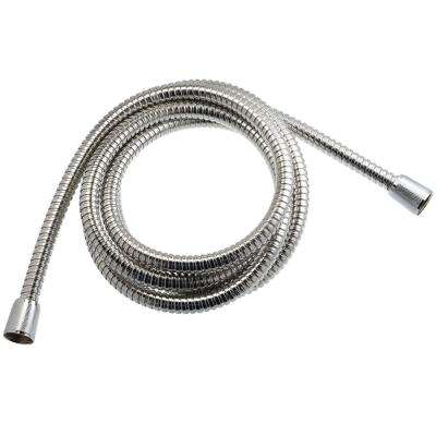 72 in. Replacement Showerhead Hose in Stainless Steel