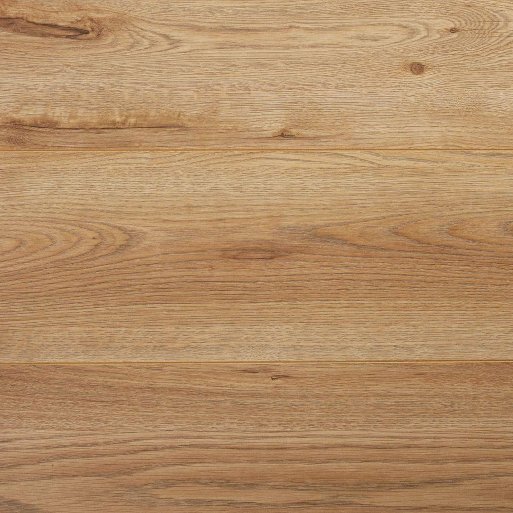 Home Decorators Collection Montego Oak 8 mm Thick x 7-2/3 in. Wide x 50-5/8 in. Length Laminate Flooring (21.48 sq. ft. / case)