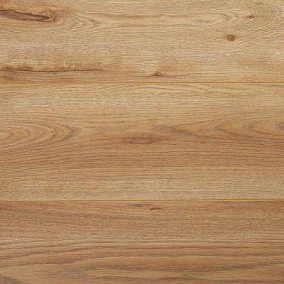 Montego Oak 8 mm Thick x 7-2/3 in. Wide x 50-5/8 in. Length Laminate Flooring (21.48 sq. ft. / case)
