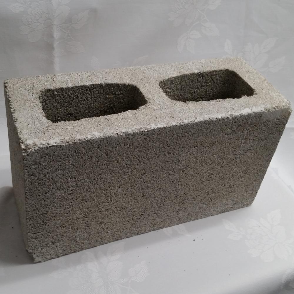 null 6 in x 8 in x 16 in concrete mw block
