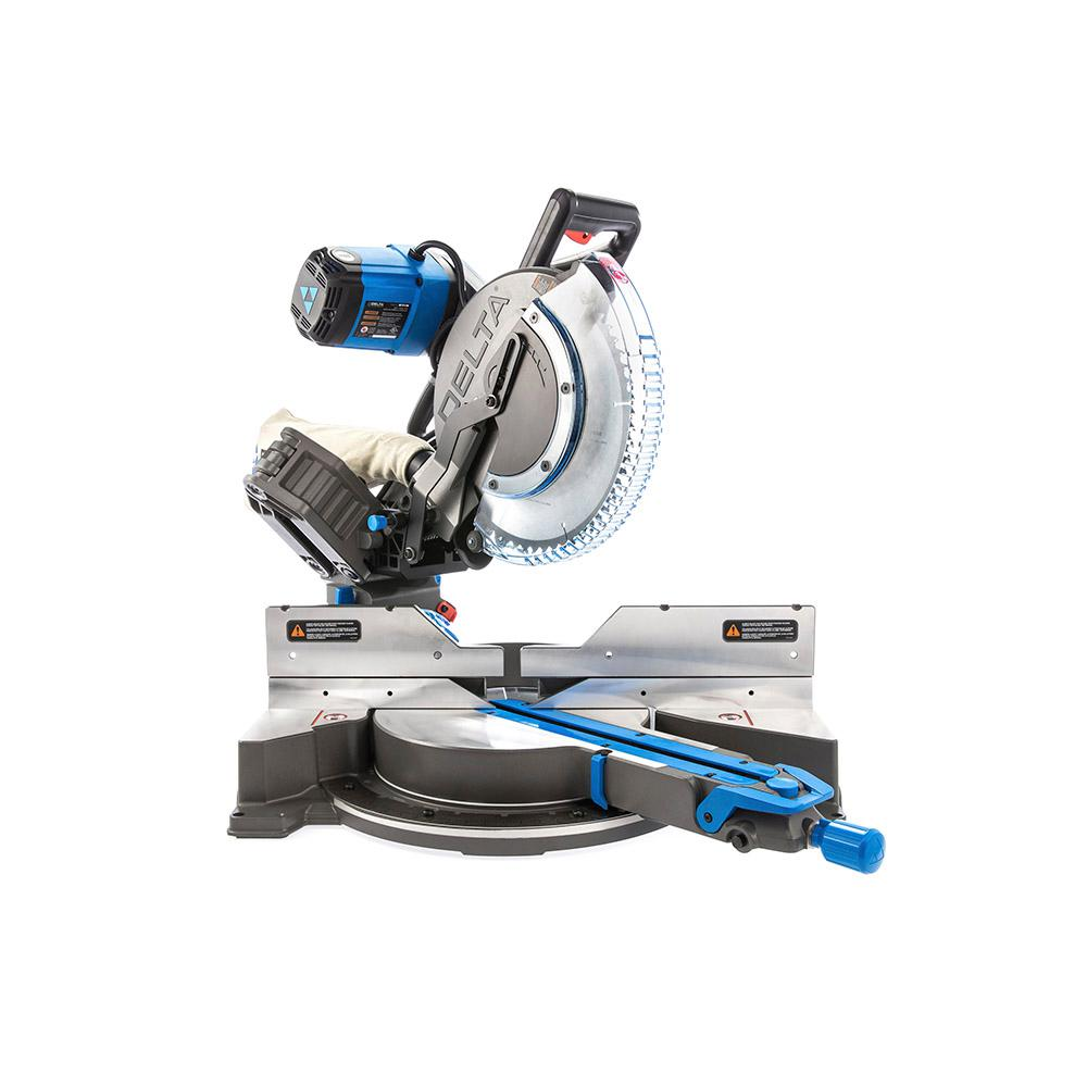 Delta 12 in. Dual Bevel Sliding Cruzer Miter Saw